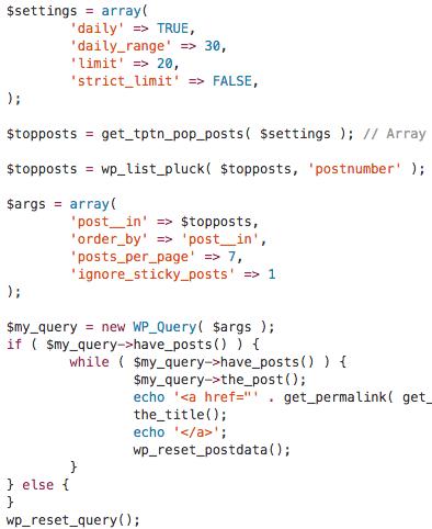 Top 10 API