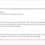 Contextual Related Posts v2.3.0