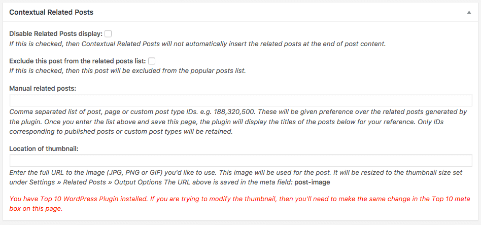 Contextual Related Posts v2 3 0 – Fastest related posts for