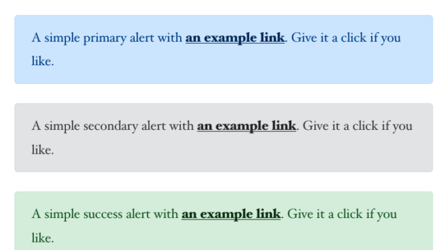 Alert shortcodes in WebberZone Knowledge Base